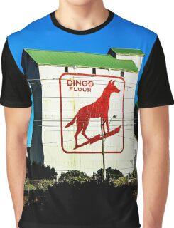 Dingo Flour Free-o WA Graphic T-Shirt
