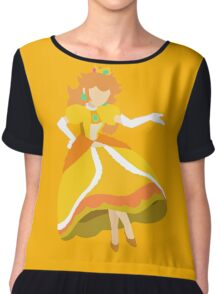Peach (Daisy) - Super Smash Bros. Chiffon Top