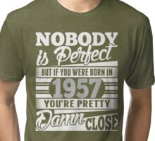 1957 Tri-blend T-Shirt