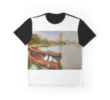 Rusty Remnants at Sawmillers Reserve Graphic T-Shirt