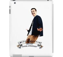 "Big Brother Canada 4 - Mitch ""Muffin"" Moffit  - Master Social Strategist iPad Case/Skin"