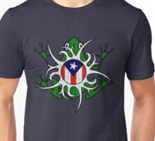 Puerto Rican Tribal Coquí  Unisex T-Shirt