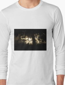 Nocturnal (Very First Remote Controlled Time Lapsed Image) Long Sleeve T-Shirt