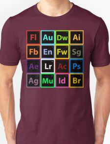 Periodic Table of Design T-Shirt