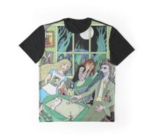 Alice in Colour Graphic T-Shirt