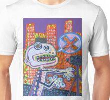 Burning Unisex T-Shirt
