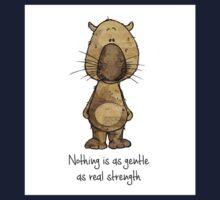 Tough Wombat One Piece - Short Sleeve