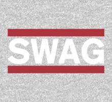 SWAG - Run Dmc Style One Piece - Short Sleeve
