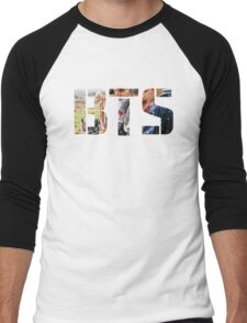 BTS 003 Men's Baseball ¾ T-Shirt