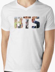 BTS 003 Mens V-Neck T-Shirt