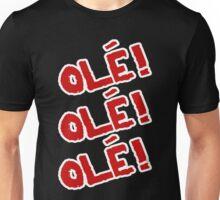 Sami Zayn - Ole! Ole! Ole! Unisex T-Shirt