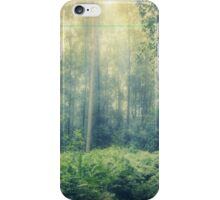serene woodlands iPhone Case/Skin