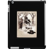 Nanny and Someone Spoiled iPad Case/Skin