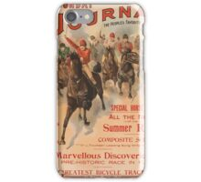 Artist Posters The Sunday journal the peoples favorite 0964 iPhone Case/Skin