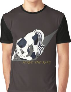 Bullet the Solider pony Graphic T-Shirt