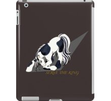 Bullet the Solider pony iPad Case/Skin
