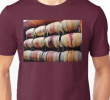 Racks of Wine Barrels Unisex T-Shirt