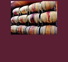 Racks of Wine Barrels Unisex T-Shirt