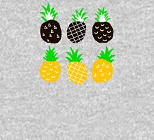 Black pineapple. Unisex T-Shirt