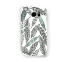 Feathers Samsung Galaxy Case/Skin