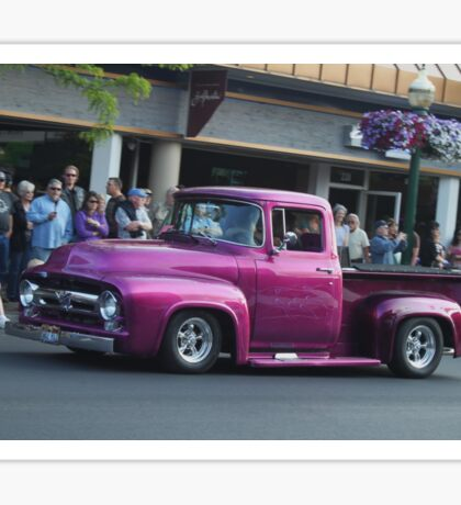 1956 Ford V8 Truck..... Sticker