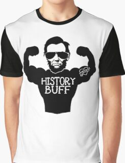Funny History Buff Graphic T-Shirt
