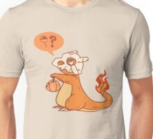 Charmander Trick or Treating  Unisex T-Shirt