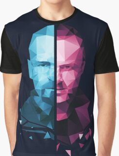 Breaking Bad - White/Pinkman Graphic T-Shirt