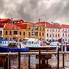 Constitution Dock by wallarooimages