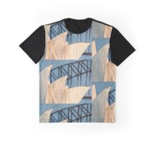 The Sydney Opera House  Graphic T-Shirt
