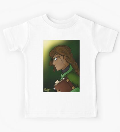 The Master of Earth Kids Tee