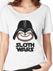 Sloth War Women's Relaxed Fit T-Shirt