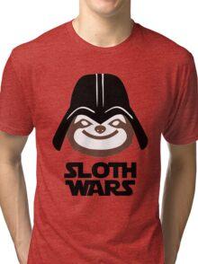 Sloth War Tri-blend T-Shirt