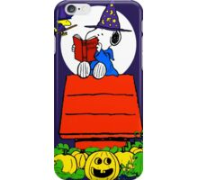 Snoopy Magic Potions iPhone Case/Skin