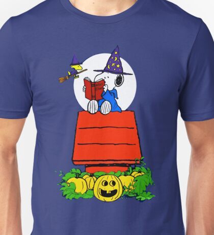 Snoopy Magic Potions Unisex T-Shirt