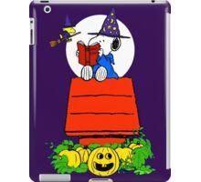 Snoopy Magic Potions iPad Case/Skin