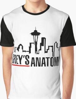 GREYS ANATOMY MERCH Graphic T-Shirt