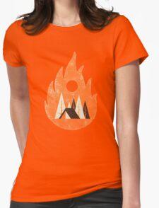 Camp Gambino Womens Fitted T-Shirt