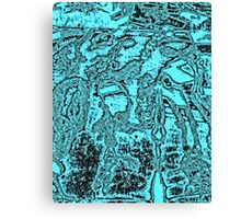 Jewellery Abstract  Canvas Print
