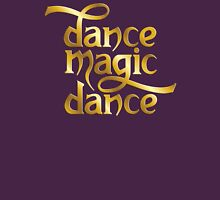 Dance Magic Dance Womens Fitted T-Shirt