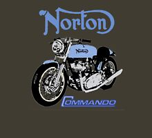 NORTON COMMANDO VINTAGE RETRO Unisex T-Shirt