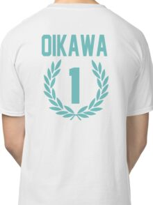 Haikyuu!! Oikawa Number 1 (Seijoh) Classic T-Shirt