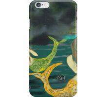 Mermaid song iPhone Case/Skin