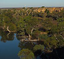 Big Bend Murray River South Australia by outbackjack