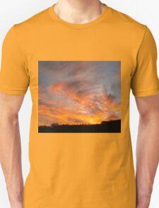Otherworldly streaks of light T-Shirt