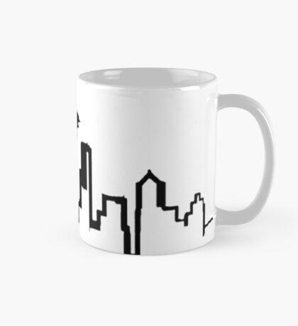 SEATTLE SKYLINE GREYS ANATOMY Mug