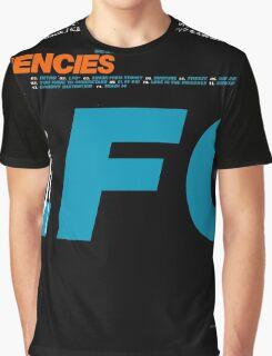 LFO FREQUENCIES JAPAN Graphic T-Shirt