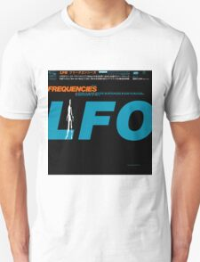 LFO FREQUENCIES JAPAN Unisex T-Shirt
