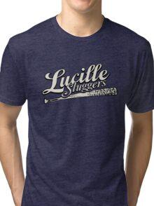 Lucille Sluggers Tri-blend T-Shirt