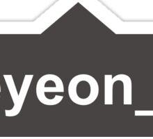 Instagram Girls' Generation SNSD Taeyeon Sticker